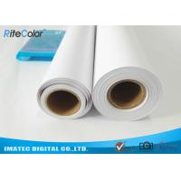 China Professional Inkjet Print RC Photo Printing Roll Paper For Epson Plotter 240g on sale