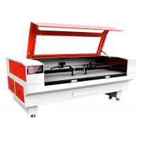 Buy cheap Small Laser Cutting Machine Light Convenient Double Heads Honeycomb Platform from wholesalers