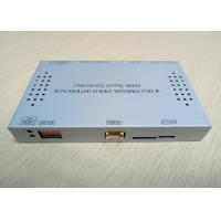 Buy cheap Porsche Macan PCM 4.0 Audio Video Interface with Mirrorlink WIFI GPS Navigation product