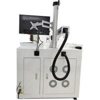 Buy cheap Light Weight UV Laser Marking Machine , Cell Phone Case Engraving Machine from wholesalers