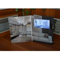 Buy cheap Creative marketing stragety 7inch lcd screen video branding brochures for construction project marketing from wholesalers