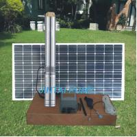 Buy cheap Eco Friendly Solar Powered Borehole Water Pumps for Irrigation JC3-4.2-38 from wholesalers