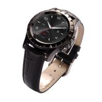 Buy cheap High Quality S2 S3 G8 Water Proof Luxury Leather Hybrid Smart Watch For Men from wholesalers