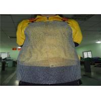 Buy cheap Safety Wire Mesh Stainless Steel Apron For Protection Industry from wholesalers