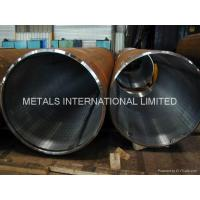 Buy cheap API 5LD Bimetal(Carbon Steel+Stainless Steel)Clad Pipe from wholesalers