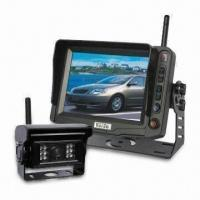Buy cheap Garbage Truck Reverse Camera System from wholesalers