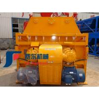Buy cheap Reliable Cement Concrete Mixer Machine With Hydraulic Water Driven Pump from wholesalers
