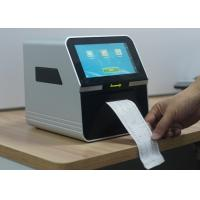 Buy cheap Veterinary Point Of Care Analyzer / Blood Electrolyte Analyzer With High Accuracy from wholesalers