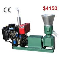 Buy cheap AZSPLM260D Roller Driven Portable Pellet Mill from wholesalers