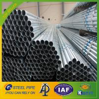 Buy cheap pre galvanized steel pipe,pre galvanized steel tube from wholesalers