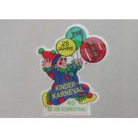 Custom Soft Enamel Zinc Alloy Radio Erft Carnival Medal with Clown Logo, Gold Plating