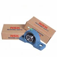 Buy cheap NSK UCP214 insert bearing with housing pillow block bearing for Construction Machinery from wholesalers