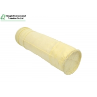 Buy cheap 1.34g/Cm3 Membrane Ptfe Coated PPS Needle Felt Filter Bag from wholesalers