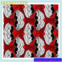 Buy cheap real  wax soso printed cotton fabric for Congo from wholesalers
