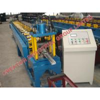Buy cheap Metal C Profile Stud and U Profile Track Sheets Manufacturing Machine With Automatic Cutting Blades from wholesalers