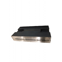 Buy cheap Ceramic Inserted Hammer Tips Corrosion Resistance White Iron Casting product