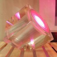 Buy cheap Square Living Colors LED Mood Light with 12W Maximum Power and 50,000 Hours LED Lifespan from wholesalers