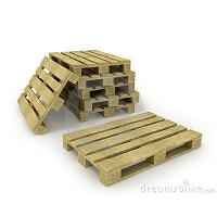 Buy cheap warehouse wooden euro pallet pallet rack with good quality and competitive price product