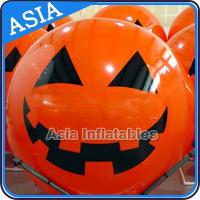 Buy cheap Fruits Helium Pumkin Balloon Customized Large  , Vegetables Shape  Ball Balloon from wholesalers