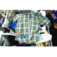 Buy cheap Grade A++ Summer Used Mens Clothing Wholesale Bales for Africa , Second hand Men's shirts from wholesalers