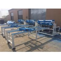 Buy cheap High Speed Automated Fence Panel Machine , Welded Mesh Machine 3-6mm 2.5meter Width from wholesalers