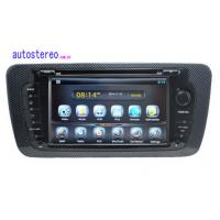 Buy cheap 7 Android 4.2.2 Car Sereo GPS Navigation for Seat Ibiza Car Stereo DVD Player from wholesalers