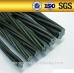 1x19/steel wire strand/galvanized wire rope