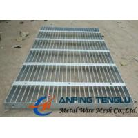 Buy cheap Stainless Steel Welded Grating, Commonly With SS304, SS304L SS316, SS316L from wholesalers