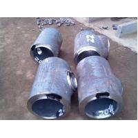 Buy cheap High Performance A350LF2 Alloy Steel Forged Valves, Tee Forging For Oil Machinery OEM product