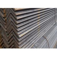 Buy cheap ISO9001 Hot Rolled Angle Steel Length 6m / 9m 3.0mm  - 12.5mm Thickness from wholesalers