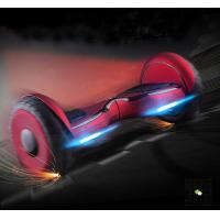 Buy cheap Two Wheeler Self Balance Scooter Hoverboard Ul2272 With Bluetooth Speaker from wholesalers