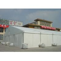 Buy cheap Safety / Artistic Large Outdoor Tent , High Reinforced Aluminum Party Tents 15m X 25m product