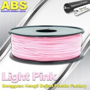 Buy cheap High Performance Solidoole FDM 3d Printer Filament 1.75mm / 3mm ABS Filament product