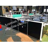 Buy cheap plastic PVC+ASA/PMMA wave roof tile wall board buidling/roofing material production line product