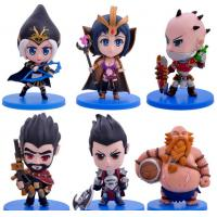 Buy cheap League of Legends Jax Figure 10CM anime action figure from wholesalers