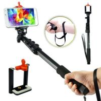 Buy cheap 123CM extendable telescopic handheld Pole Arm monopod Camcorder/Camera/mobile phone from wholesalers