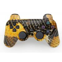 Buy cheap Snakeskin Grain SNES Game Controller Wireless Bluetooth PS3  Gamepad Joypad from wholesalers