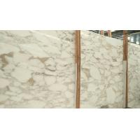 Buy cheap Decorative Golden Marble Stone Tile , Travertine Marble Floor Tiles from wholesalers