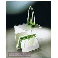 Buy cheap Living Room Contemporary Acrylic Furniture , Clear Acrylic End Table product