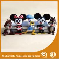 Buy cheap PVC Cartoon Vinyl Collection Plastic Toy Figures Multicolor Finishing Mini Design from wholesalers
