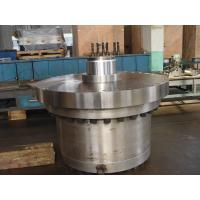 Buy cheap Heavy Duty Large Bore Hydraulic Dump Cylinder For Transport / Power Equipment from wholesalers