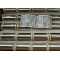Buy cheap purity 99.9% NP1 NP2 Russia 0.025mm pure Nickel wire industrial product