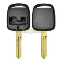 Buy cheap Plastic + Brass 2 Buttons Smart Key Shell For Subaru / Lincolin product