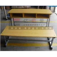 Buy cheap School Seating and Desk for Thr School Boys and Girls Og The Ages From 6-15 Years Old (SF-80D) from wholesalers