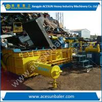 Buy cheap China Waste Metal Baler 250Ton Turn out type from wholesalers