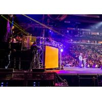 Buy cheap Seamless Stage Background Led Screen Video Led Display For Concert from wholesalers