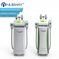 Buy cheap 2018 perfect effective body fat reduce technology cryo sculpture cryolipolysis fat freeze slimming machine from wholesalers