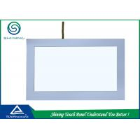 Buy cheap 10.1 Inch 4 Wire Resistive Touch Screen 4 Layers >75% Transmittance from wholesalers