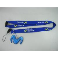 Buy cheap Discount wholesale printed logo lanyards, cheap imprint logo neck lanyards, from wholesalers