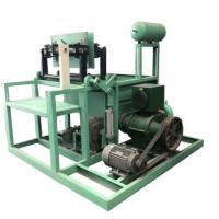 China Waste Paper Egg Tray Moulding Machine , 2950 * 1320 * 1500mm Egg Tray Maker on sale